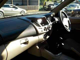 2006 Mitsubishi Triton ML MY07 GLX-R Double Cab Grey 5 Speed Manual Utility