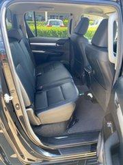 2017 Toyota Hilux GUN126R SR5 Double Cab Black/270417 6 Speed Manual Utility