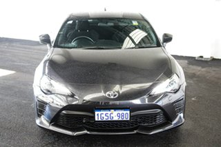 2018 Toyota 86 ZN6 GT Tornado Grey 6 Speed Sports Automatic Coupe.