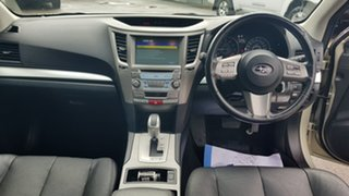 2011 Subaru Outback MY11 2.5I Premium (Sat-Nav) Gold Continuous Variable Wagon