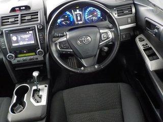 2016 Toyota Camry AVV50R MY15 Atara S Hybrid Grey Continuous Variable Sedan