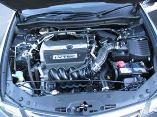 2012 Honda Accord LUXURY Euro Silver 5 Speed Automatic Sedan