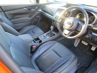 2018 Subaru XV G5X MY19 2.0i Premium Lineartronic AWD Orange 7 Speed Constant Variable Wagon