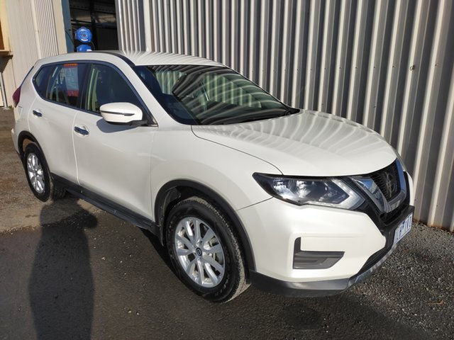 Used Nissan X-Trail T32 Series II TS X-tronic 4WD Horsham, 2017 Nissan X-Trail T32 Series II TS X-tronic 4WD 7 Speed Constant Variable Wagon