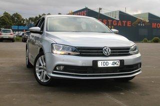 2014 Volkswagen Jetta 1KM MY14 118 TSI Highline 7 Speed Auto Direct Shift Sedan.