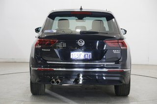 2017 Volkswagen Tiguan 5N MY18 140TDI DSG 4MOTION Highline Black 7 Speed