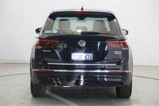 2017 Volkswagen Tiguan 5N MY18 140TDI DSG 4MOTION Highline Black 7 Speed