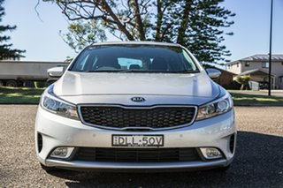 2016 Kia Cerato YD MY17 S Premium Silky Silver 6 Speed Sports Automatic Hatchback