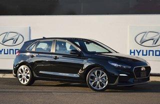 2021 Hyundai i30 PD.V4 MY21 N Line Phantom Black 7 Speed Auto Dual Clutch Hatchback