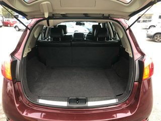 2009 Nissan Murano Z51 TI Red/Black 6 Speed Constant Variable Wagon