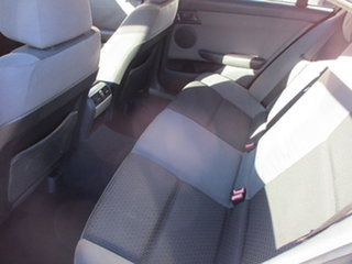 2007 Holden Commodore VE Omega Red 4 Speed Automatic Sedan