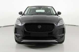 2018 Jaguar E-PACE X540 MY18 P250 SE AWD (183kW) Black 9 Speed Automatic Wagon.