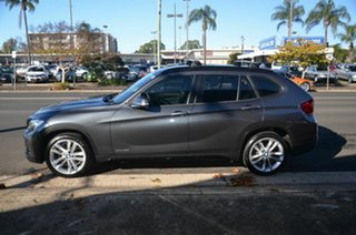 2013 BMW X1 E84 MY13 sDrive 20i Sportline Grey 8 Speed Automatic Wagon