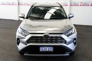 2020 Toyota RAV4 Mxaa52R GXL 2WD Silver Sky 10 Speed Constant Variable Wagon.