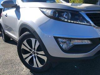 2012 Kia Sportage SL MY12 Platinum Silver 6 Speed Sports Automatic Wagon.