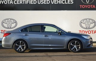 2015 Subaru Liberty MY14 2.5I Silver Continuous Variable Sedan