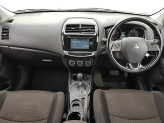 2016 Mitsubishi ASX XC MY17 LS 2WD White 6 Speed Constant Variable Wagon