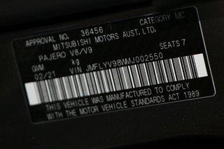 NX Pajero GLX 3.2L CDI TC 5A/T LWB