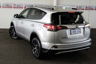 2016 Toyota RAV4 ZSA42R MY16 GXL (2WD) Silver Pearl Continuous Variable Wagon