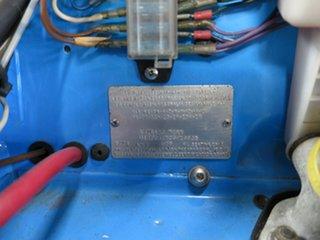 1978 Leyland Moke Blue 4 Speed Manual Softtop