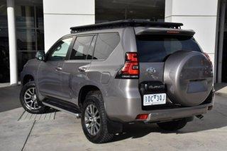 2018 Toyota Landcruiser Prado GDJ150R VX Bronze 6 Speed Sports Automatic Wagon.