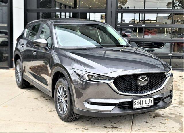 Demo Mazda CX-5 KF4W2A Maxx SKYACTIV-Drive i-ACTIV AWD Sport Edwardstown, 2021 Mazda CX-5 Maxx SKYACTIV-Drive i-ACTIV AWD Sport Wagon