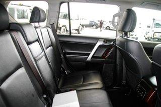 2015 Toyota Landcruiser Prado GDJ150R MY16 Kakadu (4x4) Silver Pearl 6 Speed Automatic Wagon