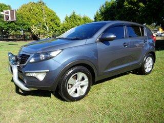 2011 Kia Sportage SL MY12 SI Grey 6 Speed Sports Automatic Wagon