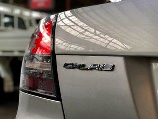 2010 Holden Calais VE II Silver 6 Speed Sports Automatic Sedan