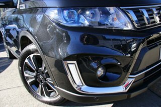 2019 Suzuki Vitara LY Series II Turbo 2WD Black 6 Speed Sports Automatic Wagon.