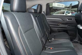 2017 Toyota Kluger GSU55R Grande AWD Salsa Red 8 Speed Sports Automatic Wagon
