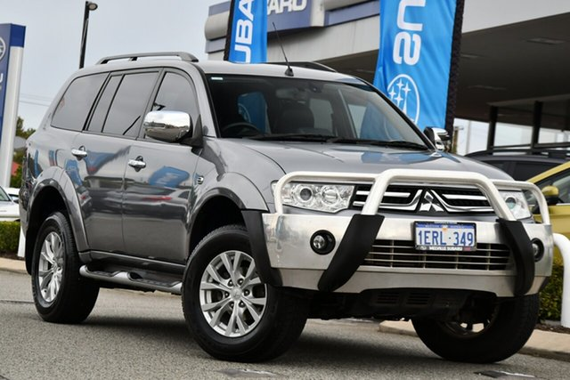 Used Mitsubishi Challenger PC (KH) MY14 LS Melville, 2015 Mitsubishi Challenger PC (KH) MY14 LS Grey 5 Speed Sports Automatic Wagon