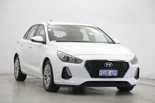 2019 Hyundai i30 PD.3 MY20 Go White 6 Speed Sports Automatic Hatchback