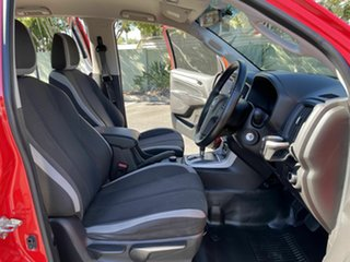 2016 Holden Colorado RG LS Red 6 Speed Automatic Dual Cab