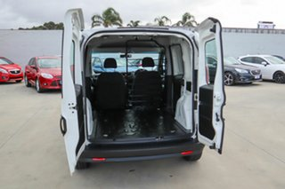 2015 Fiat Doblo 263 Low Roof SWB White 6 Speed Manual Van.