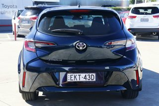 2020 Toyota Corolla Mzea12R Ascent Sport Peacock Black 10 Speed Constant Variable Hatchback