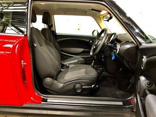 2012 Mini Hatch R56 LCI Cooper Steptronic Red 6 Speed Sports Automatic Hatchback