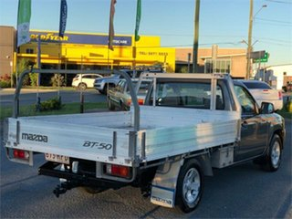 2007 Mazda BT-50 UNY0W3 DX Grey 5 Speed Manual Cab Chassis