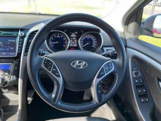 2016 Hyundai i30 GD5 Series II MY17 SR Premium Blue 6 Speed Sports Automatic Hatchback
