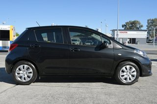2016 Toyota Yaris NCP130R Ascent Ink 4 Speed Automatic Hatchback