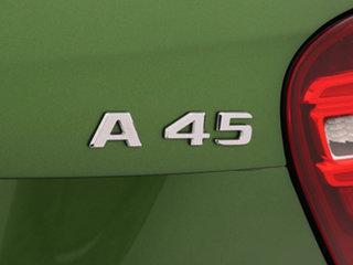 2017 Mercedes-AMG A45 176 MY18 4Matic Green 7 Speed Auto Dual Clutch Hatchback