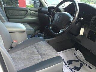 2000 Toyota Landcruiser FZJ105R GXL (4x4) White 4 Speed Automatic 4x4 Wagon