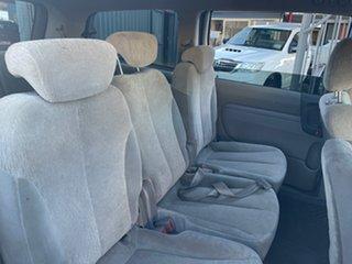 2014 Kia Grand Carnival VQ MY14 SI Silver 6 Speed Automatic Wagon