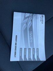2016 Isuzu D-MAX TF MY15.5 SX (4x4) White 5 Speed Manual Cab Chassis