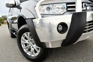 2015 Mitsubishi Challenger PC (KH) MY14 LS Grey 5 Speed Sports Automatic Wagon.