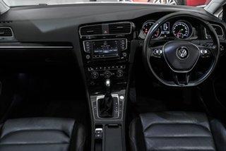 2017 Volkswagen Golf VII MY17 110TSI DSG Highline White 7 Speed Sports Automatic Dual Clutch Wagon.