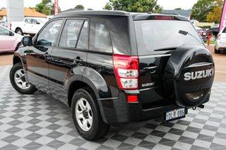 2010 Suzuki Grand Vitara JB MY09 Black 4 Speed Automatic Wagon.