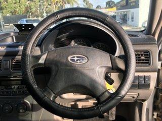 2003 Subaru Forester 79V MY04 XS AWD Luxury Silver 4 Speed Automatic Wagon