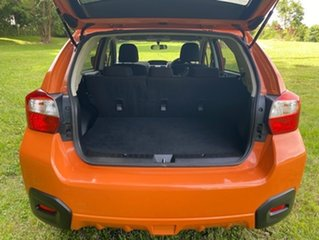 2012 Subaru Impreza MY11 XV (AWD) Orange 5 Speed Manual Hatchback