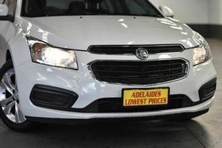 2015 Holden Cruze JH Series II MY15 Equipe White 6 Speed Sports Automatic Sedan